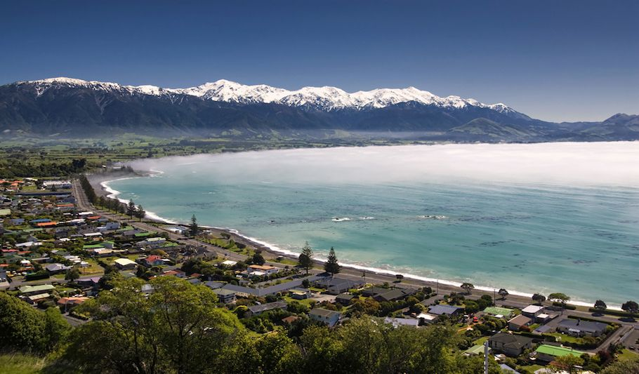 Christchurch to Kaikoura