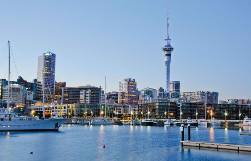 Welcome to Auckland City
