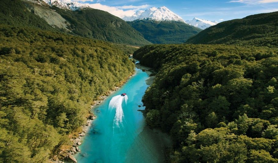 Dart River Wilderness Safari