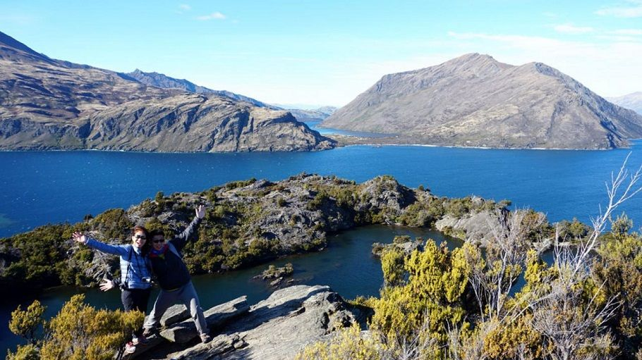 Lake Wanaka Cruise and Island Nature Walk